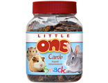 Little One Кароб для грызунов 200г