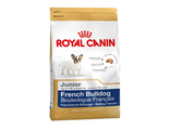 Royal Canin Роял Канин Bulldog Junior Французский Бульдог Юниор для щенков Французского бульдога до 12 месяцев (выберите объем)